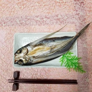 焼きとび魚一夜干し