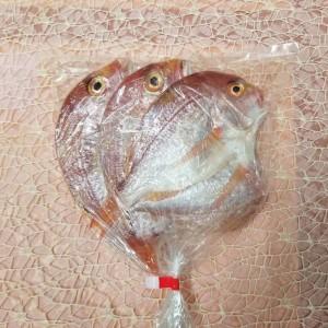 れんこ鯛汐干し(3枚袋入り)